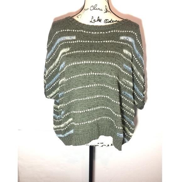 Curio Sweaters - Curio Sweater Striped Stitch